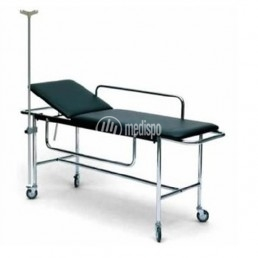Barella ospedaliera con sponde