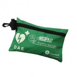 Kit di primo soccorso per defibrillatore