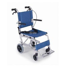 Sedia a rotelle piccola per aerei o treni
