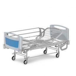 Letti ospedalieri con sponde