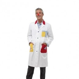 Camice medico Patch Adams