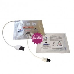 Piastre per defibrillatore MetSis Life Point