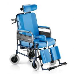 Sedia a rotelle posturale per disabili