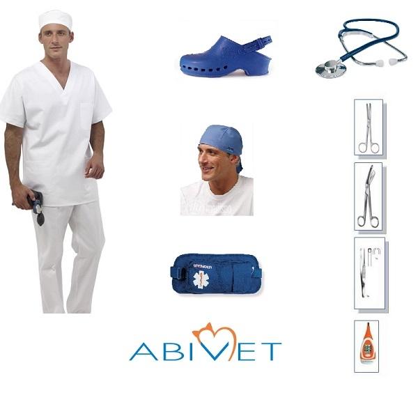 Kit per tecnico veterinario ABIVET