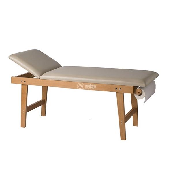 Lettino medico in legno
