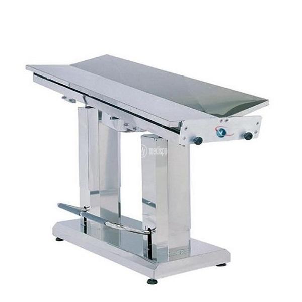 Tavolo operatorio veterinario idraulico