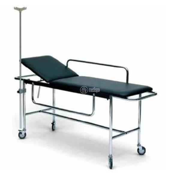 Barella a due sezioni ospedaliera con sponde