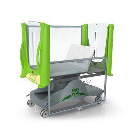 Lettino elettrico pediatrico Bubu