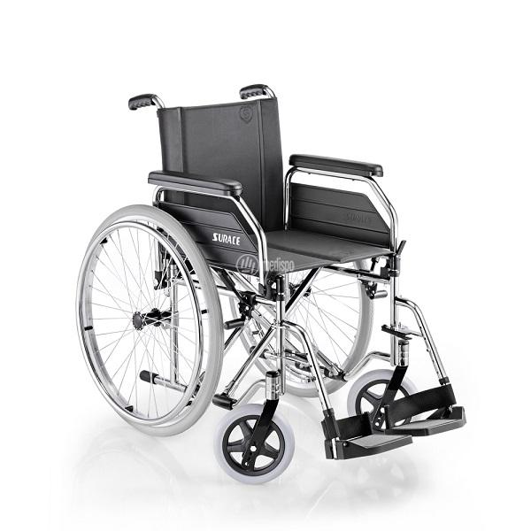 Sedia a rotelle per disabili o anziani