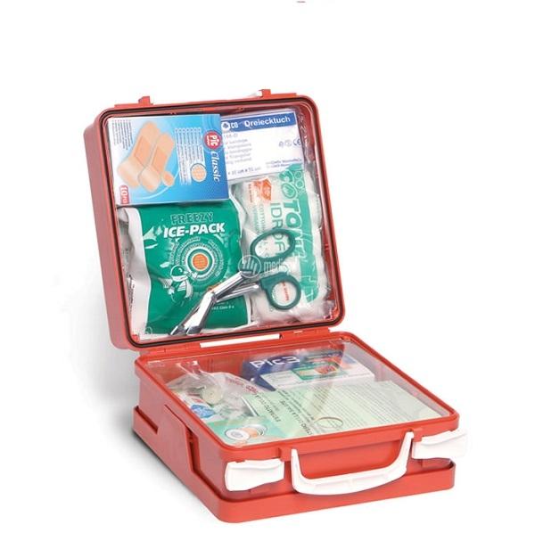 Cassetta di medicazione aziende