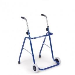 Deambulatore rollators con due ruote