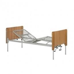 Letti ospedalieri in legno per RSA e case di cura