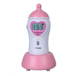 Rilevatore e registratore del battito fetale uso domiciliare