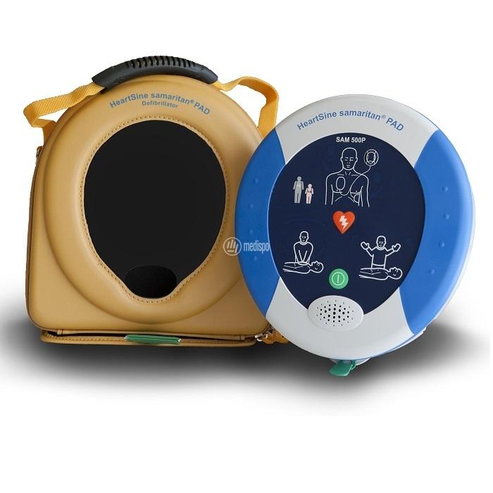 Defibrillatore AED semiautomatico 500P