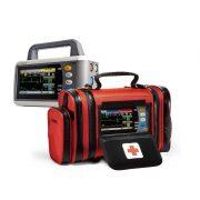 Monitor multiparametrico per emergenza