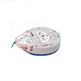 Batterie e piastre per defibrillatore HeartSine