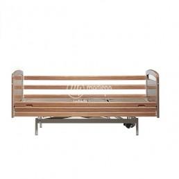 Sponde protettive in legno per letti ospedalieri