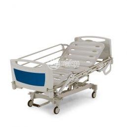 Letti ospedalieri ad altezza variabile