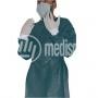 Camice chirurgico in TNT non sterile