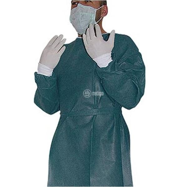 Camici chirurgici sterili monouso