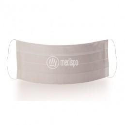 Mascherine ospedaliere a 2 strati con elastici