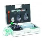RZ0012 - Valigetta di rianimazione completa con ossigeno
