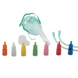 Maschere per Ossigenoterapia