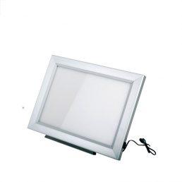 Negativoscopio da tavolo a led