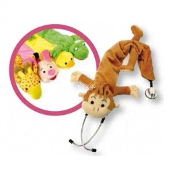 Pupazzi copri stetoscopi pediatrici