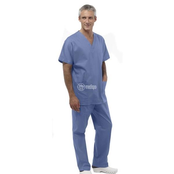 Pantaloni azzurri sala operatoria