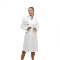 Camice medico per pediatria da donna