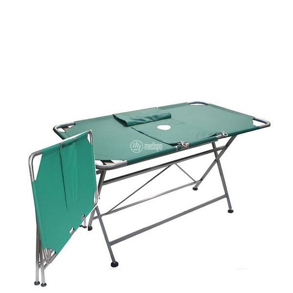 Tavolo veterinario per ecografia