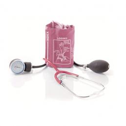 sfigmomanometro palmare con stetoscopio