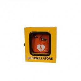 Armadietti defibrillatore e segnaletica