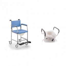 Ausili per il WC e comode