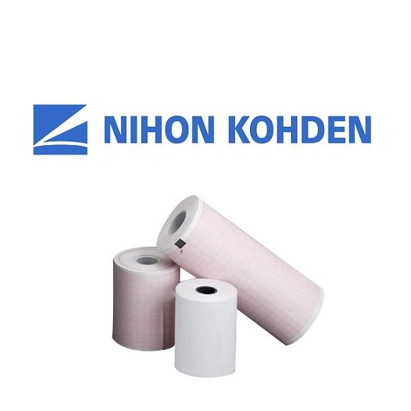 Carta ECG Nihon Kohden