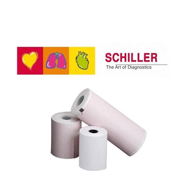 Carta ECG Schiller