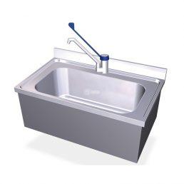 Lavabo lavaggio ferri chirurgici
